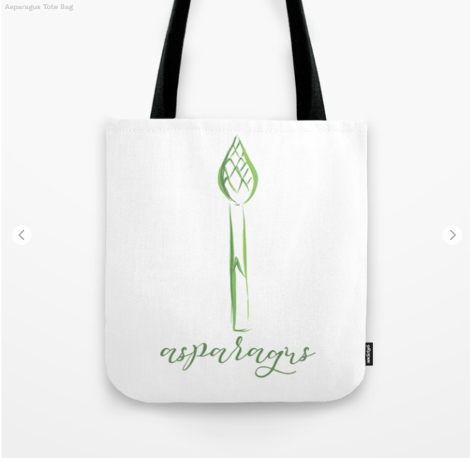 AsparagusTote
